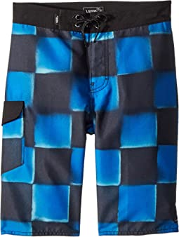 Vans Kids Check Yourself II Boardshorts (Little Kids/Big Kids)