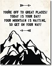 Best you're off to great places poster Reviews