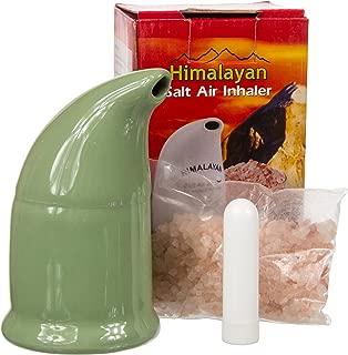 Casa Vita Himalayan Salt Inhaler with Travel Inhaler