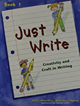 Best just write book 1 Reviews