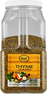Gel Spice Thyme Leaves 32 OZ - Food Service Size