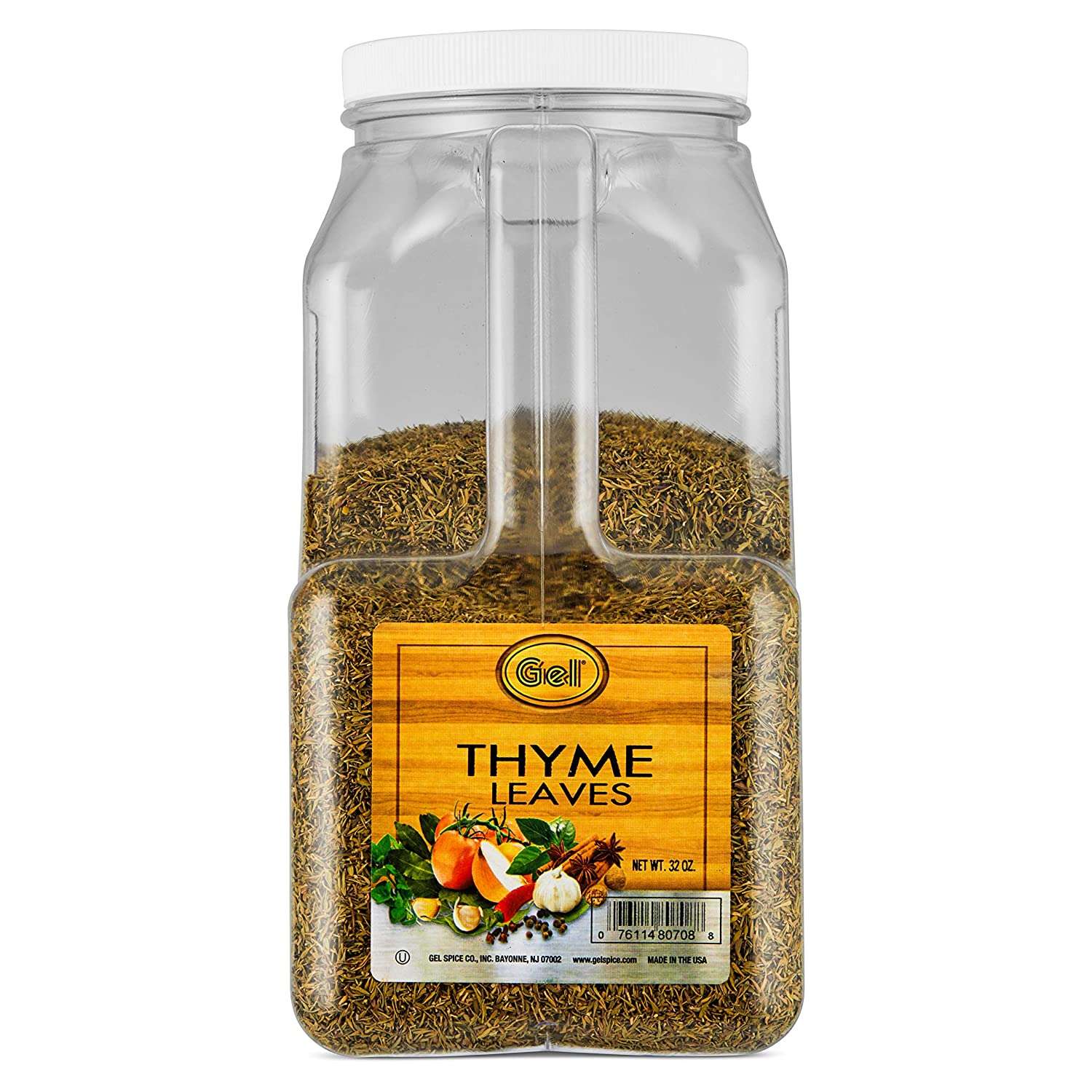 Gel Spice Sales Thyme Leaves 32 Food - OZ Service Size Max 42% OFF