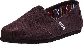 TOMS, 11995876031, Classics, Mens Shoes, Black, 9 UK (43 EU)