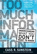 Too Much Information: Understanding What You Don't Want to Know (English Edition)