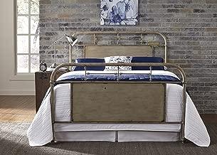 Liberty Furniture Industries Vintage Series Bedroom King Metal Bed