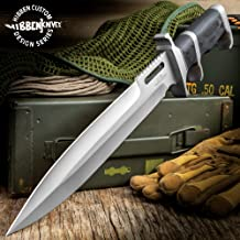 Gil Hibben Black Pakkawood Sub Hilt Toothpick Knife