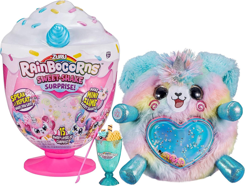 Rainbocorns Sweet Shake Complete Free Shipping Surprise - Puppy Plush 13