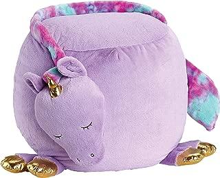 Soft Landing | Bestie Beanbags | Purple Unicorn Character Beanbags
