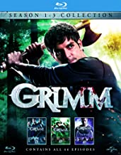 Grimm - Season 1-3