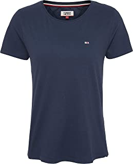 Tommy Jeans Tjw Soft Jersey tee Camiseta para Mujer