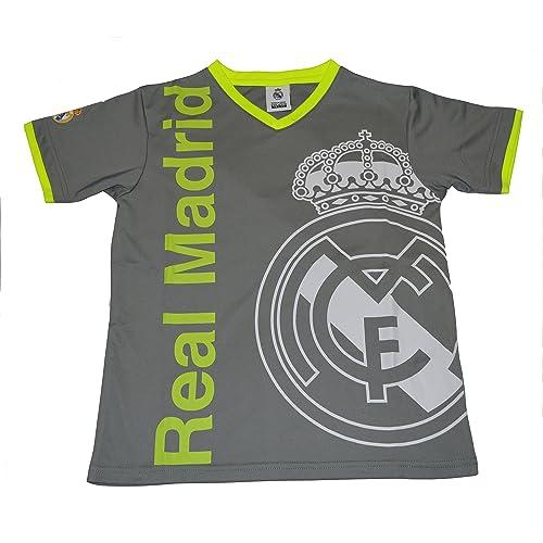 Rhinox Real Madrid Fc Soccer Jersey Youth Kids Training 6c3e4c858
