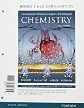 Fundamentals of General, Organic, and Biological Chemistry, Books a la Carte Plus Mastering Chemistry with Pearson eText -- Access Card Package (8th Edition)