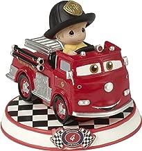 Precious Moments Red Figurine, Cars 4, 164434 Showcase Disney Pixar Collection, Multicolor