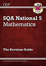 New National 5 Maths: SQA Revision Guide (CGP Scottish Curriculum for Excellence)