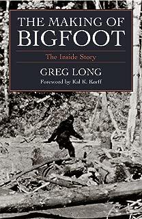Morris Costumes Making Of Bigfoot Book