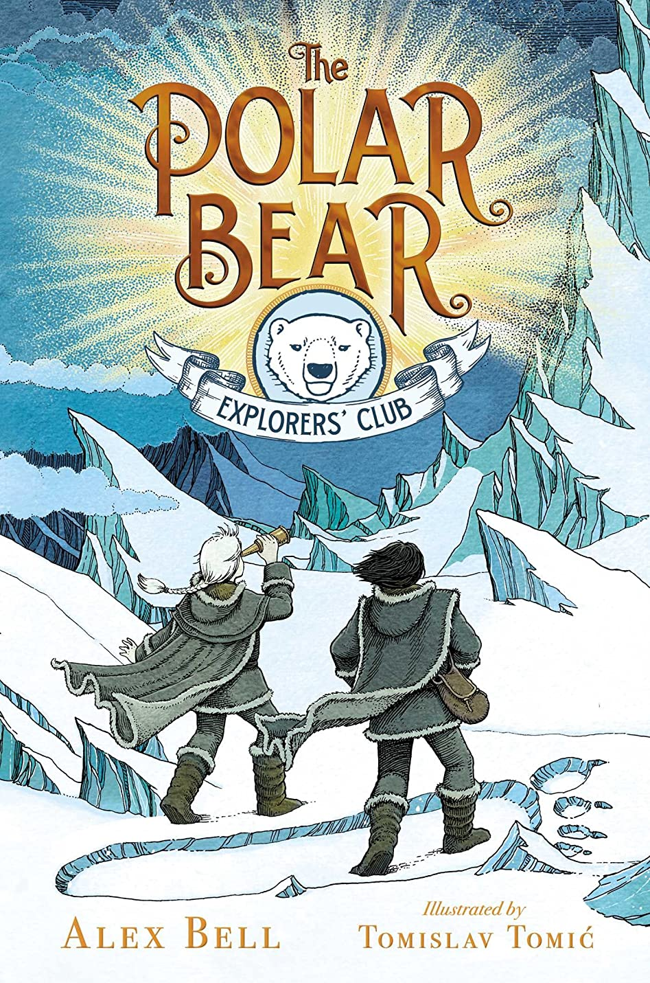 祖先達成するアストロラーベThe Polar Bear Explorers' Club (The Polar Bear Explorers' Club Book 1) (English Edition)