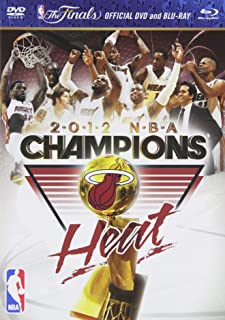 2012 NBA Champions: Heat