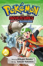 Pokémon Adventures (Ruby and Sapphire), Vol. 20