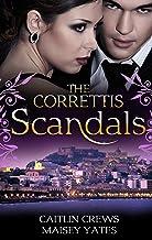 The Correttis: Scandals - Box Set, Books 7-8 (Sicily's Corretti Dynasty)