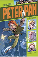 Peter Pan (Graphic Revolve: Common Core Editions) Kindle Edition