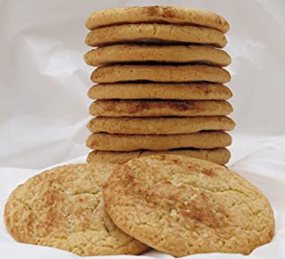 Snickerdoodle Cookies - 1 Dozen - Homemade by the Amish