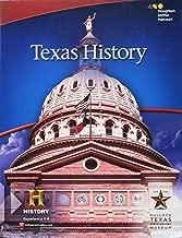 Houghton Mifflin Harcourt Texas History: Student Edition 2016
