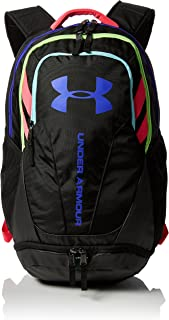 Hustle 3.0 Backpack, Black/Black/Constellation Purple, One Size