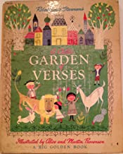 Robert Lewis Stevenson's A Child's Garden of Verses, Illustrated By Alice and Martin Provensen (A Big Golden Book)
