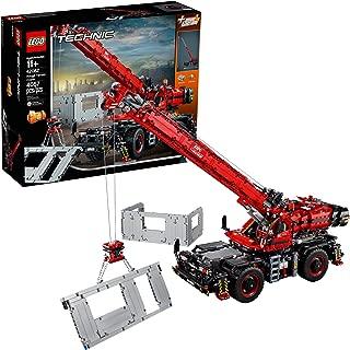 LEGO Technic Rough Terrain Crane 42082 Building Kit (4056 Pieces)