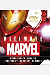 Ultimate Marvel: Includes two exclusive prints Hardcover