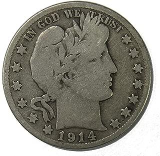 1914 s half dollar