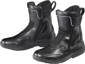 Tourmaster 'Flex WP' Men's Dual Zip Motorcycle Boots - 10