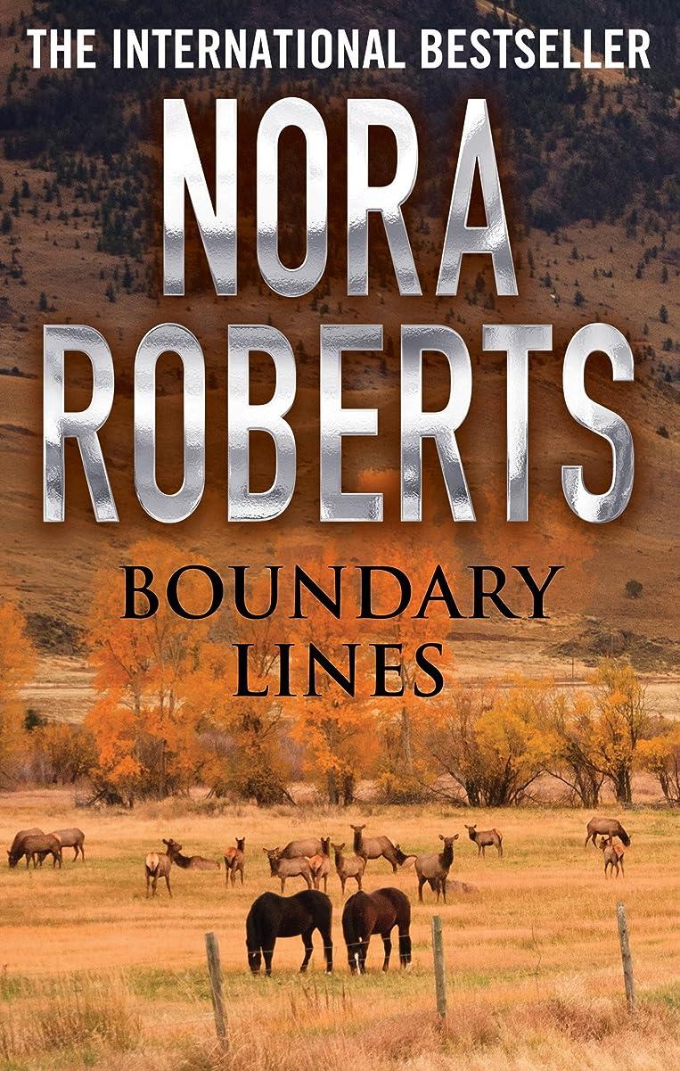 台風味方全部Boundary Lines (English Edition)