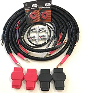 Best 2004 dodge ram 2500 diesel battery cables Reviews
