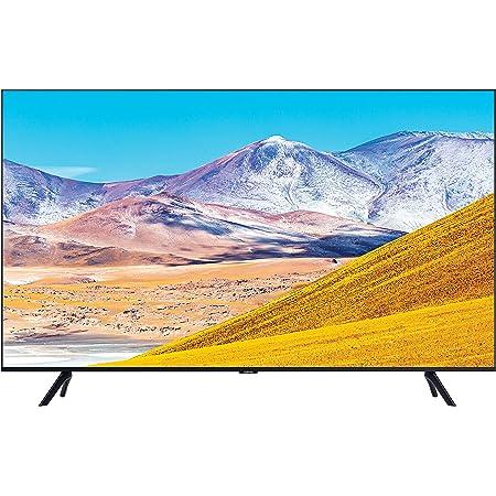 "Samsung TV UE65TU8070UXZT Smart TV 65"" Serie TU8070, Crystal UHD 4K, Wi-Fi, 2020, con Alexa integrata, Nero"