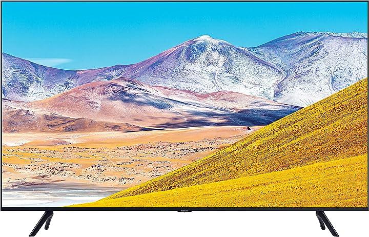 Tv samsung 75 pollici -  ue75tu8070uxzt smart tv 75