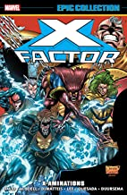 X-Factor Epic Collection: X-aminations (X-Factor (1986-1998))