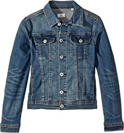 AG Adriano Goldschmied Kids Drake Denim Jacket (Big Kids)