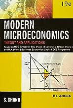 Modern Microeconomics: Theory & Applications