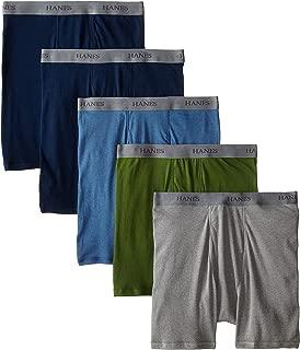 Hanes Ultimate Men's 5-Pack  Boxer Briefs