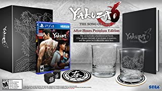 Yakuza 6: The Song Of Life - After Hours Premium (輸入版:北米) - PS4