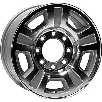 """Dorman 939-613 Aluminum Wheel (17x7.5""""/8x6.5""""),Alloy"""