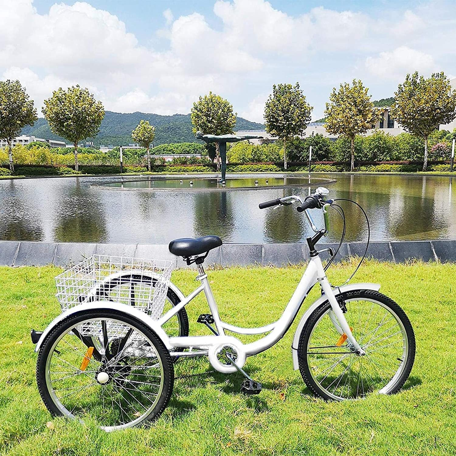 Adult Tricycle Bikes 24