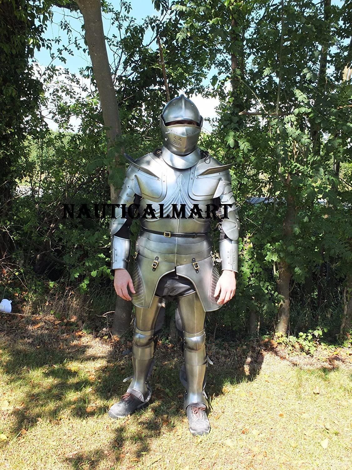 NauticalMart Medieval San Jose Mall Full of Armor Limited time trial price Suit