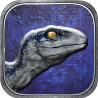 Jurassic Raptor Blue Trainer Baby Raptor Simulator