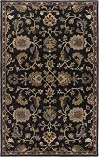 Artistic Weavers AWMD1000-23 Middleton Mallie Rug, 2' x 3', Dark Brown