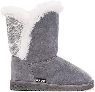 MUK LUKS Women's Carey Boots Fashion