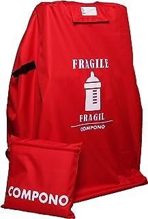 Stroller Travel Bag for Airplane - Large Standard or Double Stroller Gate Check Bag