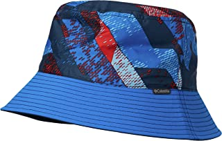 Columbia Youth Pixel Grabber Bucket Hat, UV Protection, Reversible