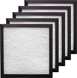 Activated Carbon Replacement Filter Compatible with Holmes E HAP116Z HAPF115 Air Purifier Device, 5-Pack